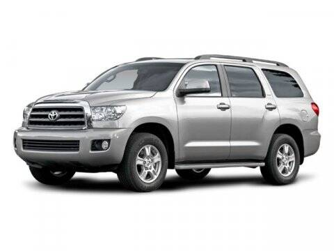 2008 Toyota Sequoia for sale at TEJAS TOYOTA in Humble TX