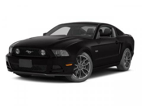 2014 Ford Mustang for sale at TEJAS TOYOTA in Humble TX