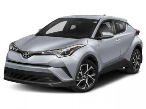 2019 Toyota C-HR for sale at TEJAS TOYOTA in Humble TX