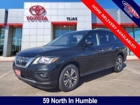 2018 Nissan Pathfinder for sale at TEJAS TOYOTA in Humble TX