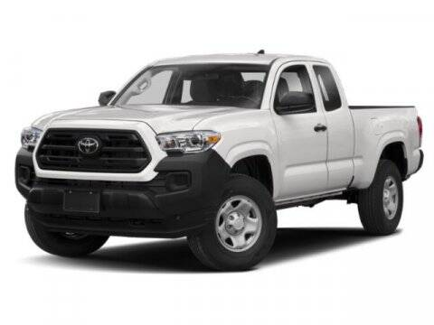 2019 Toyota Tacoma for sale at TEJAS TOYOTA in Humble TX