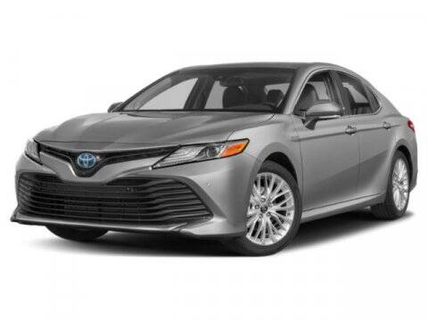 2020 Toyota Camry Hybrid for sale at TEJAS TOYOTA in Humble TX