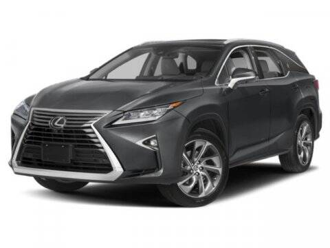 2018 Lexus RX 350L for sale at TEJAS TOYOTA in Humble TX