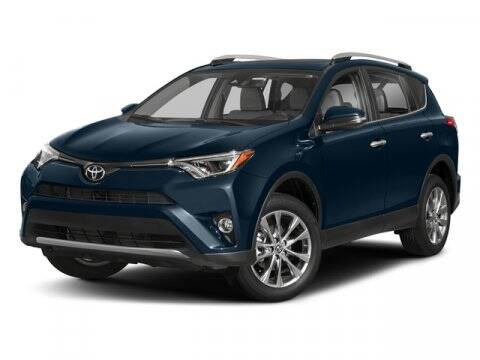 2018 Toyota RAV4 for sale at TEJAS TOYOTA in Humble TX