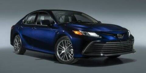 2021 Toyota Camry for sale at TEJAS TOYOTA in Humble TX