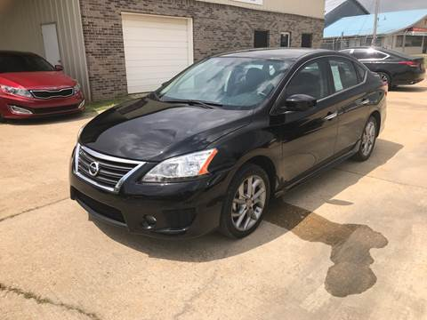 2013 Nissan Sentra For Sale In Tupelo, MS