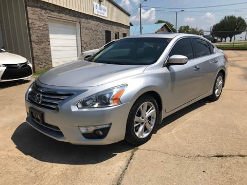 2013 Nissan Altima For Sale In Tupelo, MS