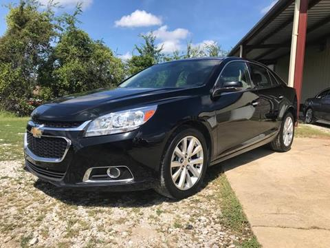 2016 Chevrolet Malibu Limited for sale in Tupelo, MS