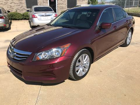 Awesome 2011 Honda Accord For Sale In Tupelo, MS