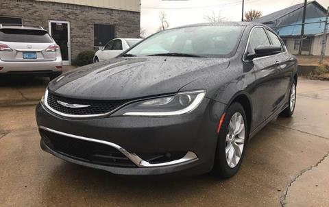 2015 Chrysler 200 for sale in Tupelo, MS