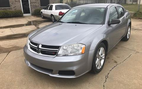 2013 Dodge Avenger for sale in Tupelo, MS