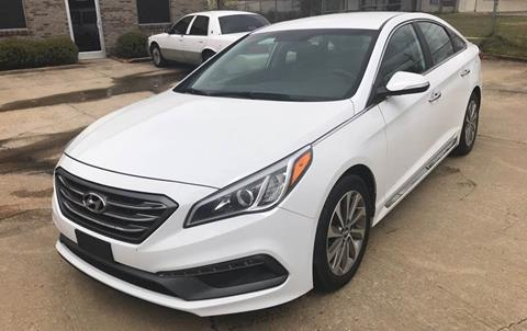 2015 Hyundai Sonata for sale in Tupelo, MS