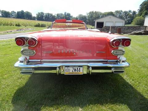 1958 Pontiac Bonneville for sale in Phoenix, AZ