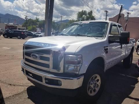 Diesel Trucks For Sale Colorado >> 2009 Ford F 350 Super Duty For Sale In Colorado Springs Co