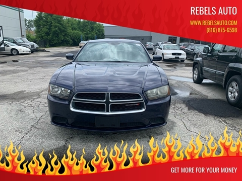 Dodge Charger For Sale in Kansas City, MO - Rebels Auto