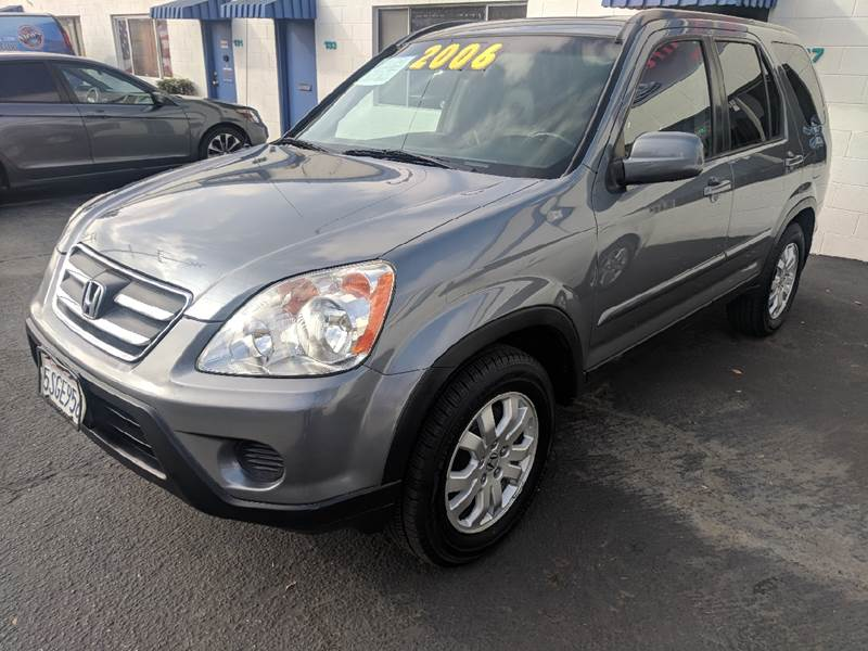 2006 Honda CR-V for sale at First Shift Auto in Ontario CA