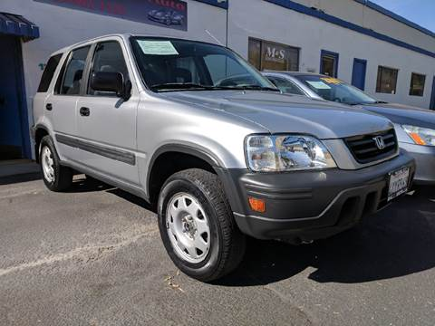 2001 Honda CR-V for sale at First Shift Auto in Ontario CA