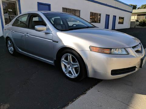 2006 Acura TL for sale at First Shift Auto in Ontario CA