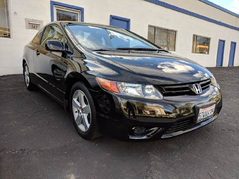 2007 Honda Civic for sale at First Shift Auto in Ontario CA