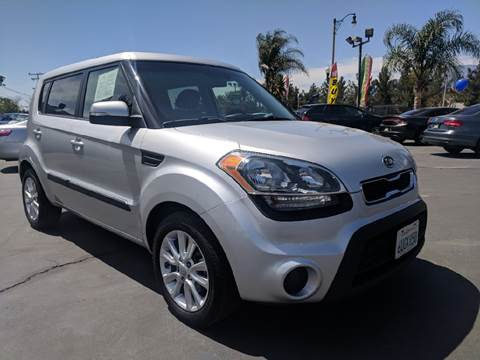 2012 Kia Soul for sale at First Shift Auto in Ontario CA