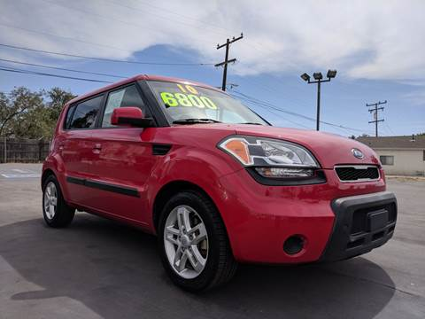2010 Kia Soul for sale at First Shift Auto in Ontario CA