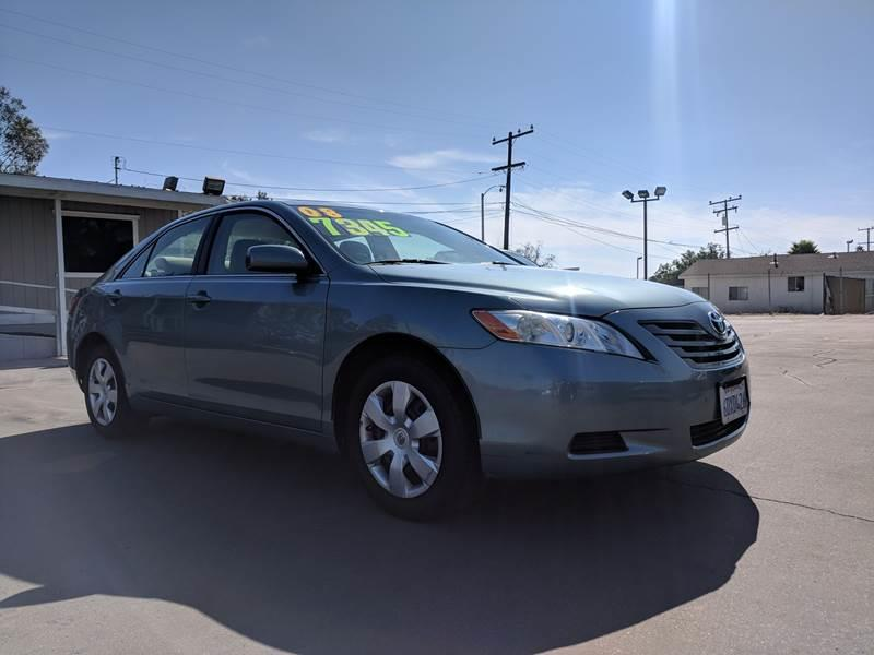 2008 Toyota Camry for sale at First Shift Auto in Ontario CA