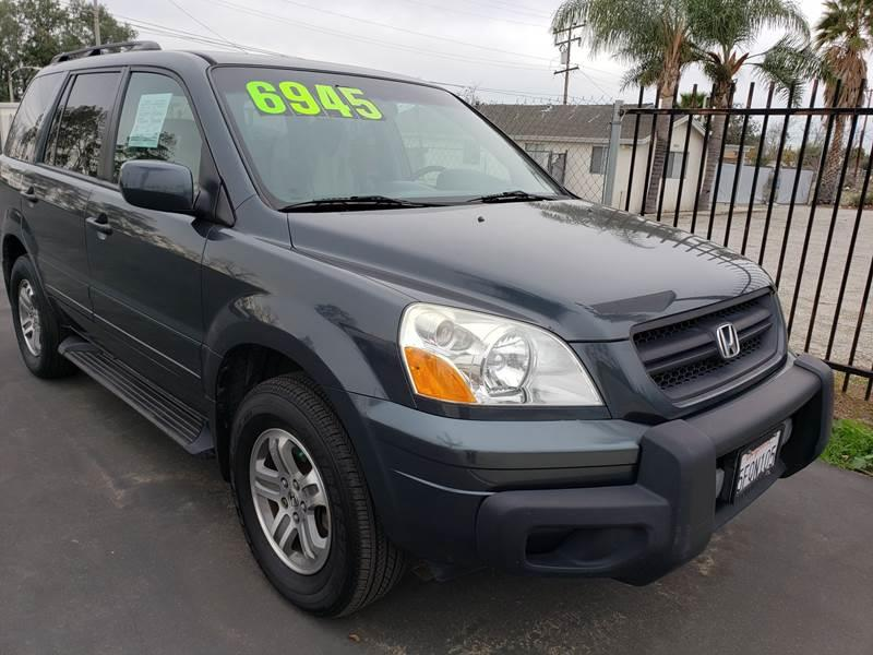 2004 Honda Pilot for sale at First Shift Auto in Ontario CA