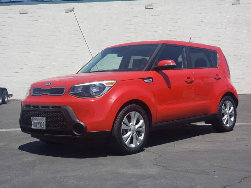 2014 Kia Soul for sale at First Shift Auto in Ontario CA