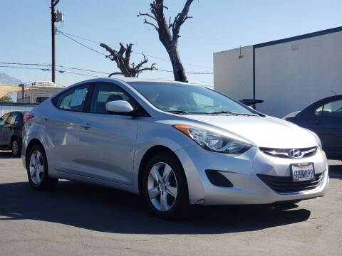 2011 Hyundai Elantra for sale at First Shift Auto in Ontario CA