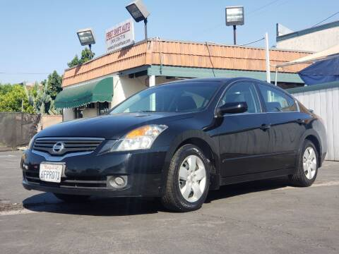 2008 Nissan Altima for sale at First Shift Auto in Ontario CA