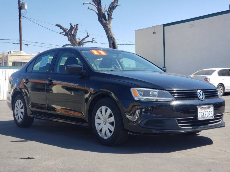 2011 Volkswagen Jetta for sale at First Shift Auto in Ontario CA