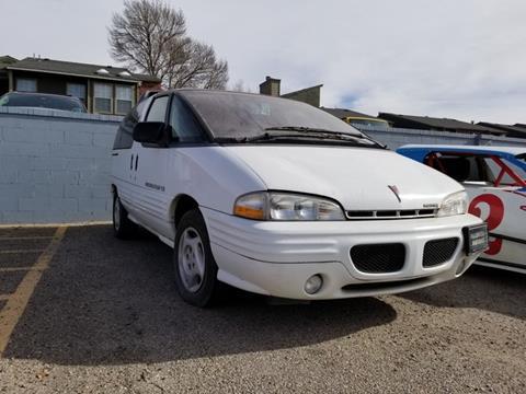 1995 Pontiac Trans Sport for sale in Albuquerque, NM