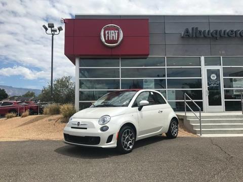 2018 FIAT 500c for sale in Albuquerque, NM