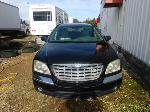 2005 Chrysler Pacifica for sale at AUTOPLEX 528 LLC in Huntsville AL