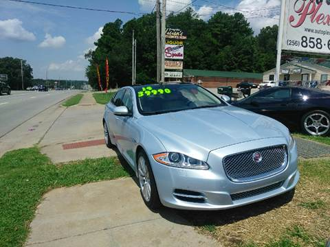 2014 Jaguar XJL for sale at AUTOPLEX 528 LLC in Huntsville AL