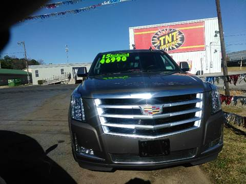 2015 Cadillac Escalade for sale at AUTOPLEX 528 LLC in Huntsville AL