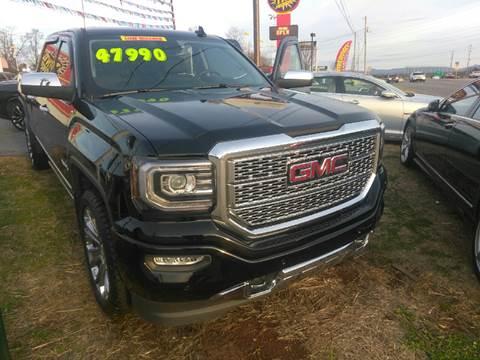 2017 GMC Sierra 1500 for sale at AUTOPLEX 528 LLC in Huntsville AL
