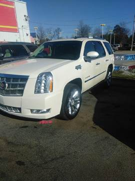 2014 Cadillac Escalade for sale at AUTOPLEX 528 LLC in Huntsville AL