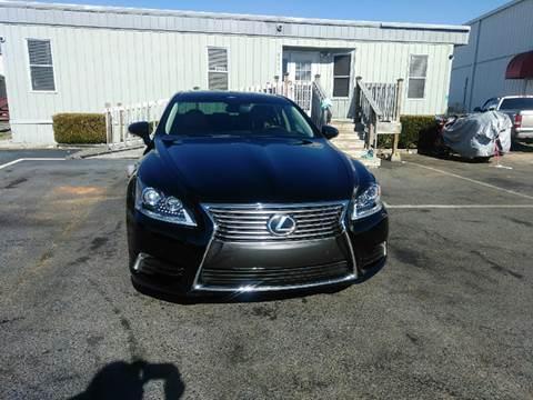 2014 Lexus LS 460 for sale at AUTOPLEX 528 LLC in Huntsville AL