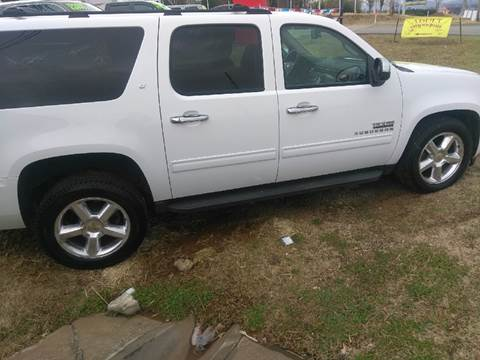 2013 Chevrolet Suburban for sale at AUTOPLEX 528 LLC in Huntsville AL