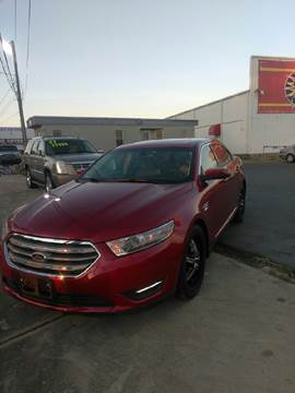 2013 Ford Taurus for sale at AUTOPLEX 528 LLC in Huntsville AL