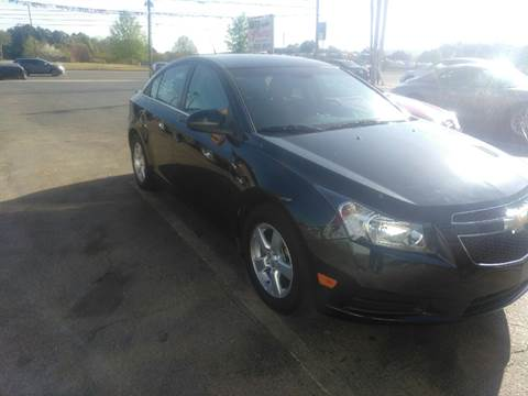 2014 Chevrolet Cruze for sale at AUTOPLEX 528 LLC in Huntsville AL