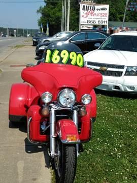 2006 Harly Ultera Classic for sale at AUTOPLEX 528 LLC in Huntsville AL