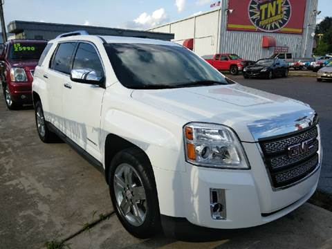 2013 GMC Terrain for sale at AUTOPLEX 528 LLC in Huntsville AL