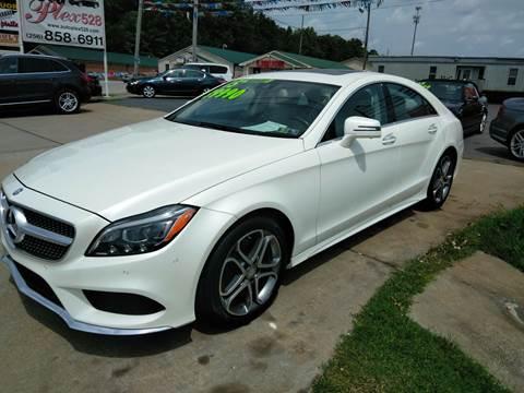 2015 Mercedes Benz CLS For Sale In Huntsville, AL