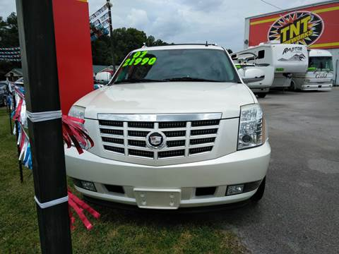 2007 Cadillac Escalade EXT for sale at AUTOPLEX 528 LLC in Huntsville AL