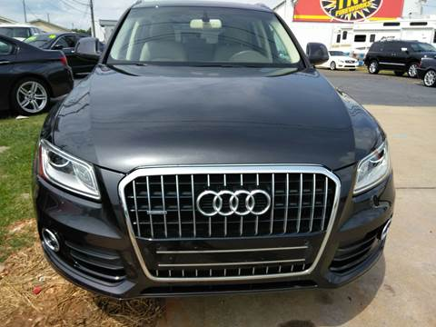 2014 Audi Q5 for sale at AUTOPLEX 528 LLC in Huntsville AL