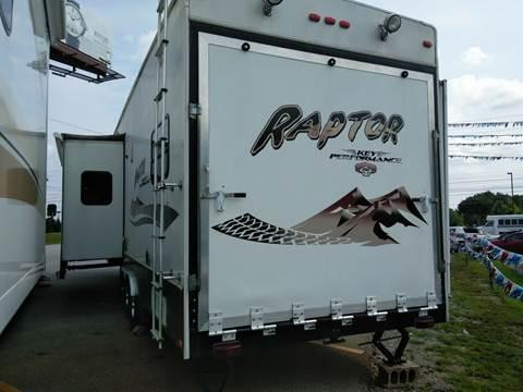 2007 Keystone Raptor for sale in Huntsville, AL