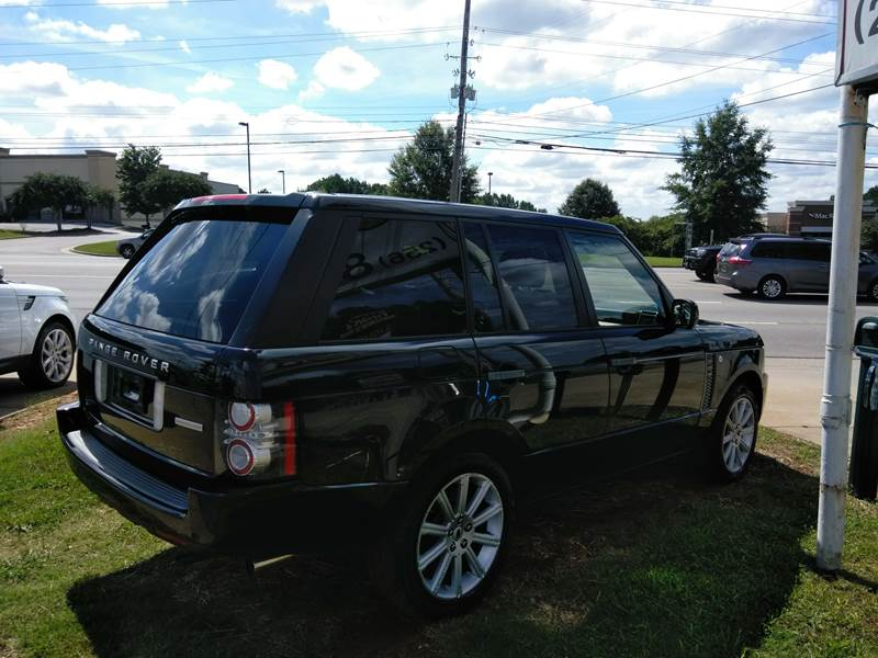 Land Rover Huntsville >> 2011 Land Rover Range Rover 4x4 Supercharged 4dr Suv In
