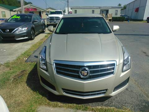 2014 Cadillac ATS for sale in Huntsville, AL